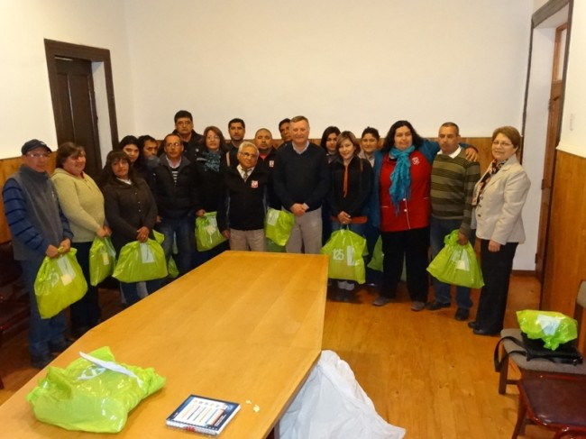 Asistentes de la educacion Panquehue