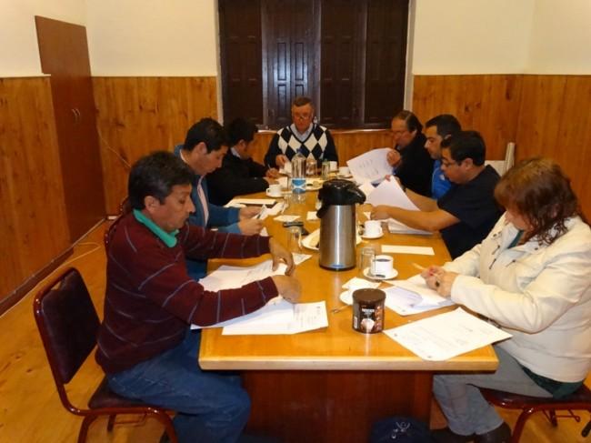 Sesión Concejo Panquehue