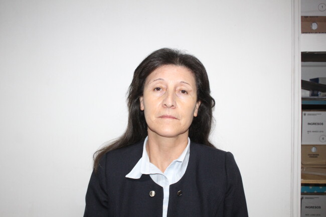 Tesoreria -Sandra Calderón