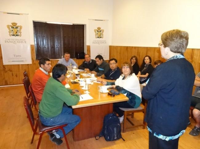 Colegio Profesores Panquehue