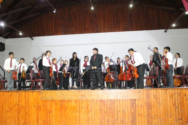 Nueva orquesta